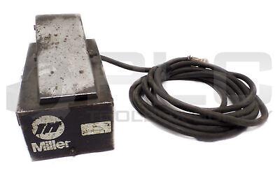 Miller Rfcs-23 Foot Control Pedal