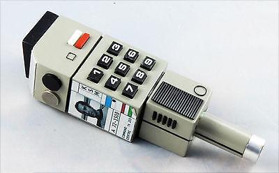 Space 1999 Communications Commlock Key Block Prop kit