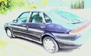 1995 Saab 900 S Glenfield Campbelltown Area Preview