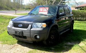 2007 Ford Escape XLT as is