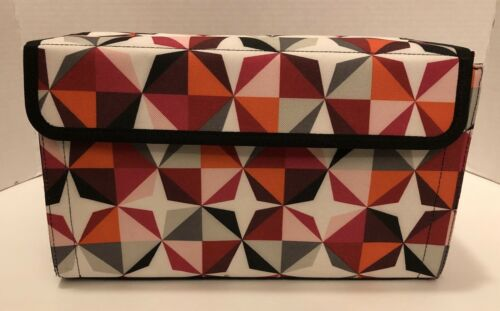 Thirty-One Get Creative Case, New/Open Stock, Origami Pop