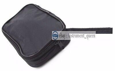 Soft Carrying Casebag For Multimeter Fluke 15b17b116117 Ut139a139b139c