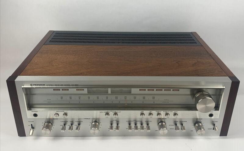 Pioneer SX-850 Vintage Receiver