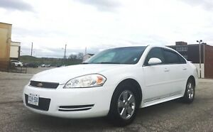 2010 Chevrolet impala LT with only 114 000