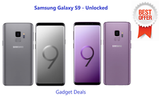Samsung Galaxy S9 64GB Purple / Grey -Unlocked (SM-G960W)  Canadian (Snapdragon)