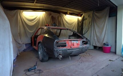 Datsun 240z rolling shell Avalon Pittwater Area Preview