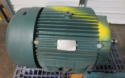 Reliance Electric P36g3305n 75 Hp 1780 Rpm Motor 3 Ph 460v 86.0 Amps Tefc