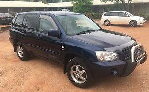 2004 Toyota Kluger Wagon 4WD Broome Broome City Preview