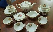 R.C. china Tea set made by Noritake Japan Mount Julian Whitsundays Area Preview
