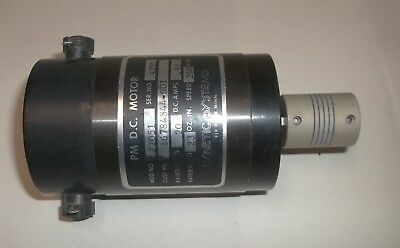 Dynetic Systems Pm Permanent Magnet Brush 20v Dc Motor 22051 260rpm W Heli-cal