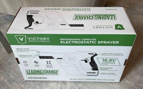 Victory VP200ESK Professional Cordless Electrostatic Handheld Sprayer NIB