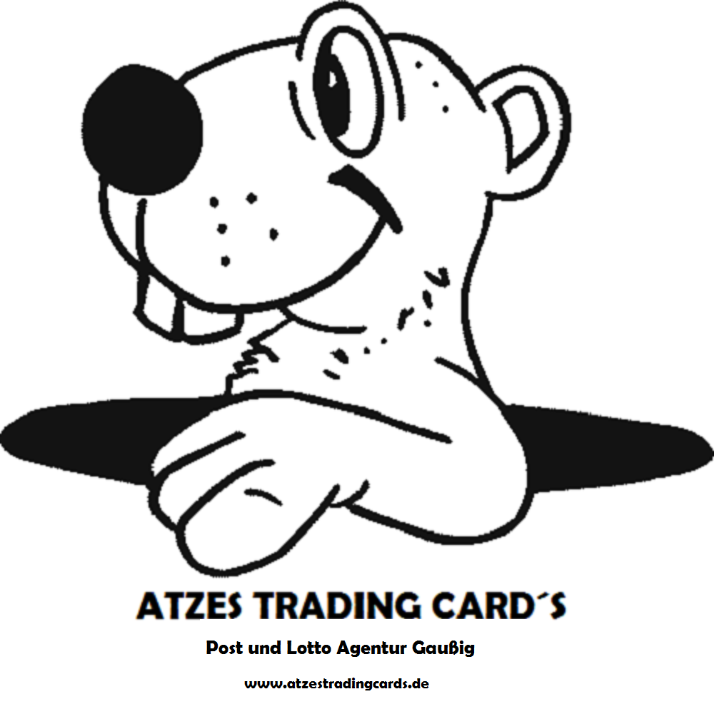 ATZES TRADING CARDS