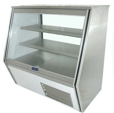 Coolman Commercial Refrigerated High Deli Meat Display Case 48