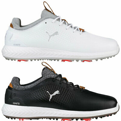 Puma Ignite PWRADAPT Leather Golf Shoes 190581 New 2018 - Choose Color & Size