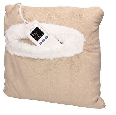 Elektrisches Heizkissen Wärmekissen Heizmatte Wärmetherapie Rückenkissen Kissen