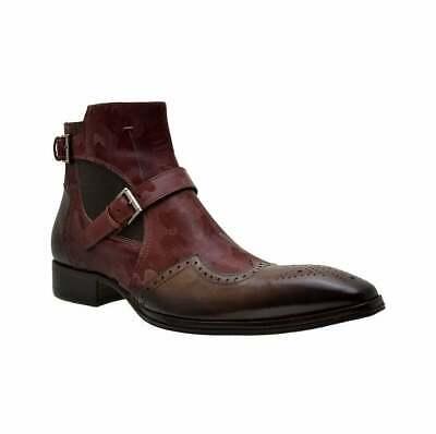 Jo Ghost Boots 1109 Tmoro Rosso 43