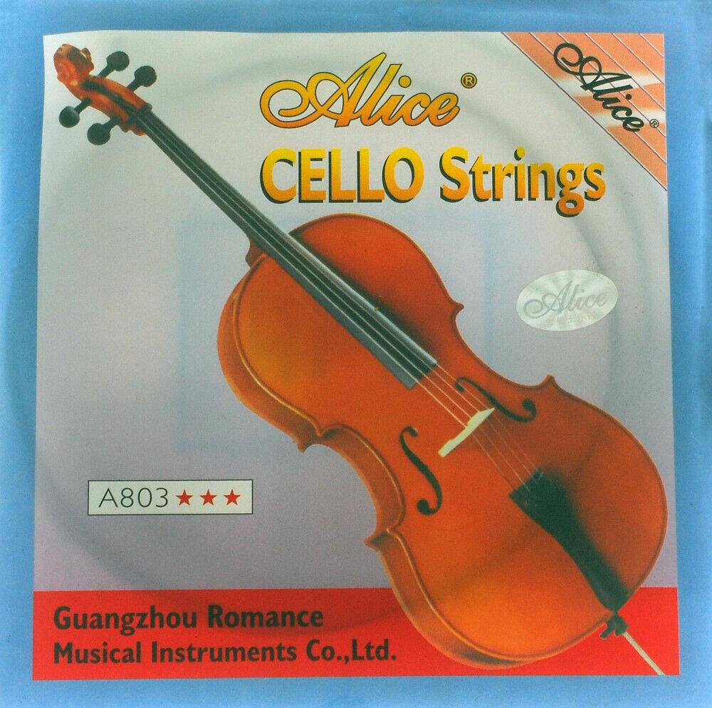 Stahlsaiten, Saiten, Cellosaiten für Cello