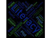 Private Tutoring - Literacy/English