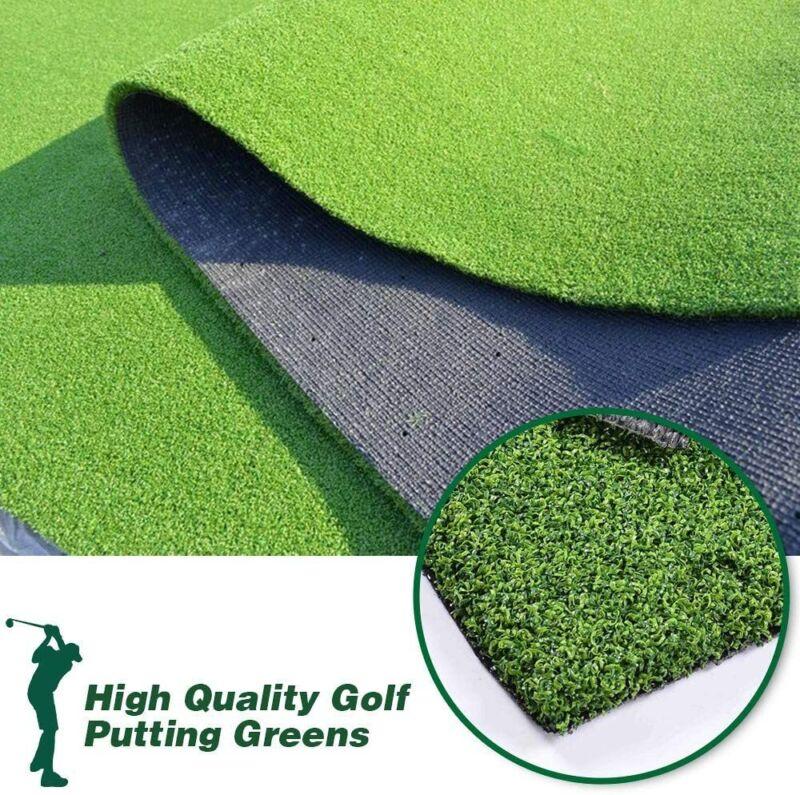 7ft x 10ft  Golf Artificial Grass Turf Pro Putting Green Mat Golf Training Grass