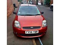 Ford fiesta climate 2007