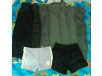 Boys uniform age 3 - 4