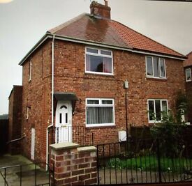 AVAILABLE SOON 2 Bed Semi-detached, Easington Village