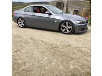 BMW e92 coupe 325i 56 plate.