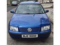 2001 Vauxhall Bora 1.9 tdi