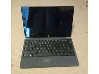 Microsoft Surface Pro 2 Tablet/Laptop 128GB with keyboard and case but no pen