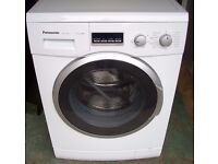 Panasonic NA-147VB4 Auto Washing Machine 7kg Load 1400 Spin Speed Top Energy Efficiency Model A+++