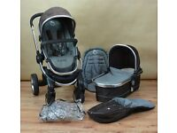 BOXD ICANDY PEACH TRAVEL SYSTEM ABSOLUTE BARGAIN