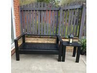 Garden furniture / garden seating / garden table