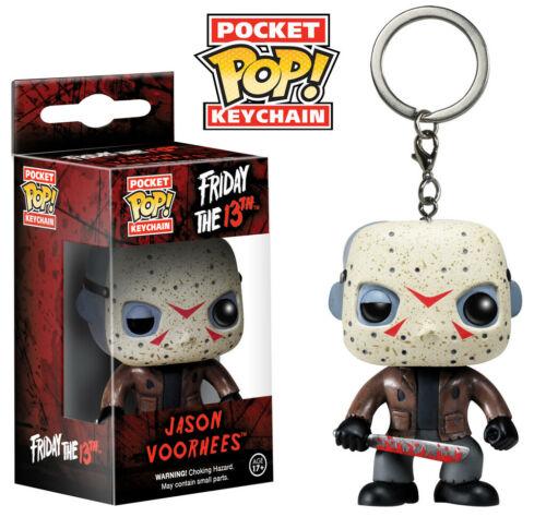 Friday the 13th Funko POP Keychain Jason Voorhees