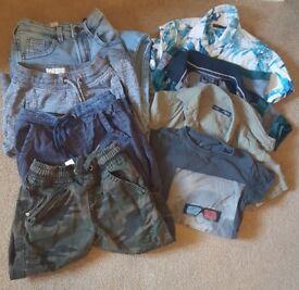 Boys clothing 6-7 yrs. £10 per bundle.