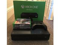 Like New Xbox One With Fifa 17 + 4Games