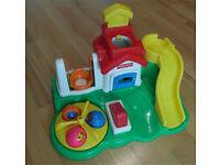 Fisher-Price Roll Around Playground
