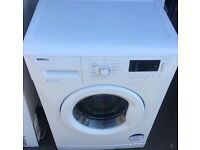 BEKO 6kg WASHING MACHINE DISPLAY MODEL FREE DELIVERY AND WARRANTY