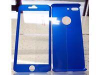 iPhone 6 Plus, 6S Plus 360 Blue Protect Case