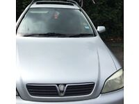 VAUXHALL ASTRA ESTATE AUTO £140 no offers