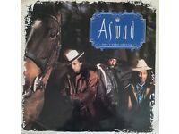 Original 1988 Vinyl Aswad - Don't Turn Around / Woman - Mango Label