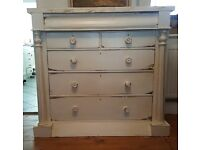 lovely large chest of drawers (free local delivery