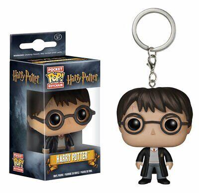 Harry Potter - 7616 Funko Pocket Pop! Schlüsselanhänger Vinyl Figur - Harry