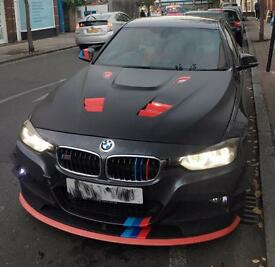 Bmw 320d m3 body kit