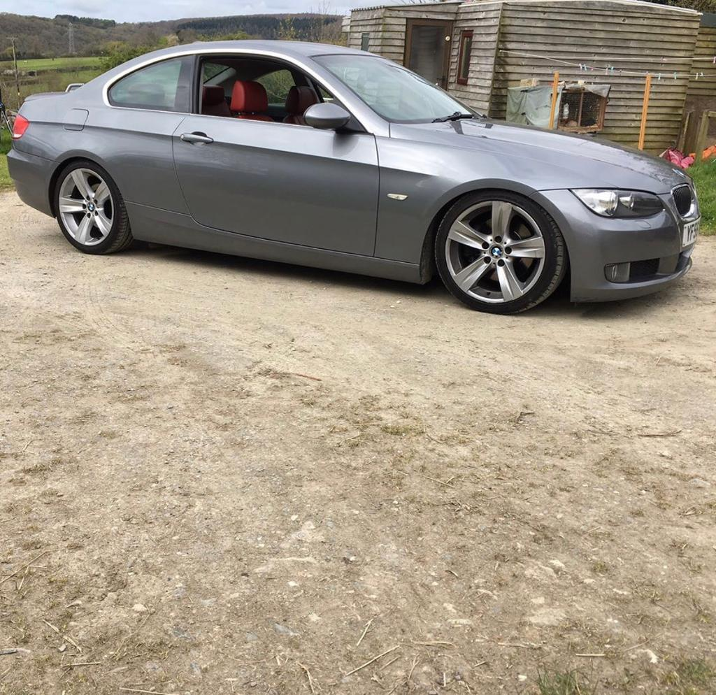 bmw e92 coupe 325i swaps for a e46 coupe 318 320 in bodmin cornwall gumtree. Black Bedroom Furniture Sets. Home Design Ideas