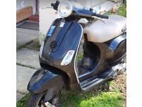 Piaggio Vespa LX 125cc