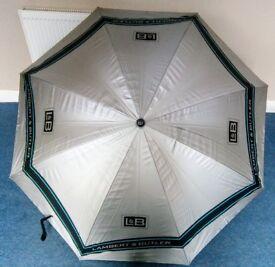 Lambert & Butler Large Advertising Umbrella