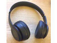 Beats Solo 3 Bluetooth Headphones with Box