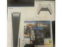PS5 Disc SOLD!!!