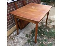 Strongbow Extending Dining Table 1950s?