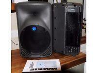 Mackie active / powered speakers MR350